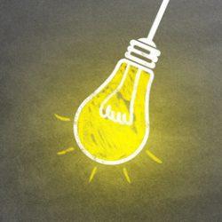 Ausschnitt Lampe